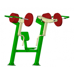 EE-03 Chest press