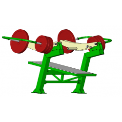 EE-04 Bench lift